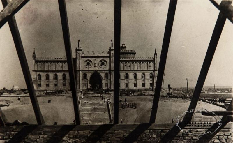 Zamek Lubleski 1954r.