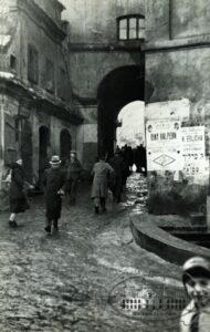 zdjęcie Bramy Grodzkiej - widok od strony Zamku