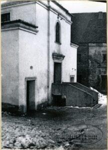 klikniecie spowoduje powiększenie, Kościoła pod wezwaniem Matki Boskiej Wspomożycielki Wiernych i klasztor Salezjanów przy ulicy Kalinowszczyzna