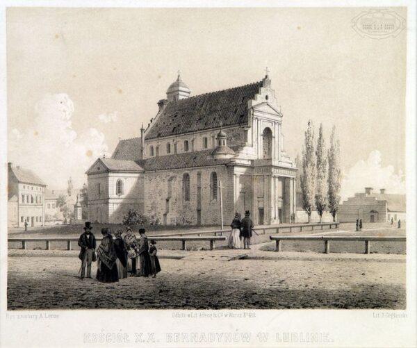 zdjęcie kościoła bernardynów