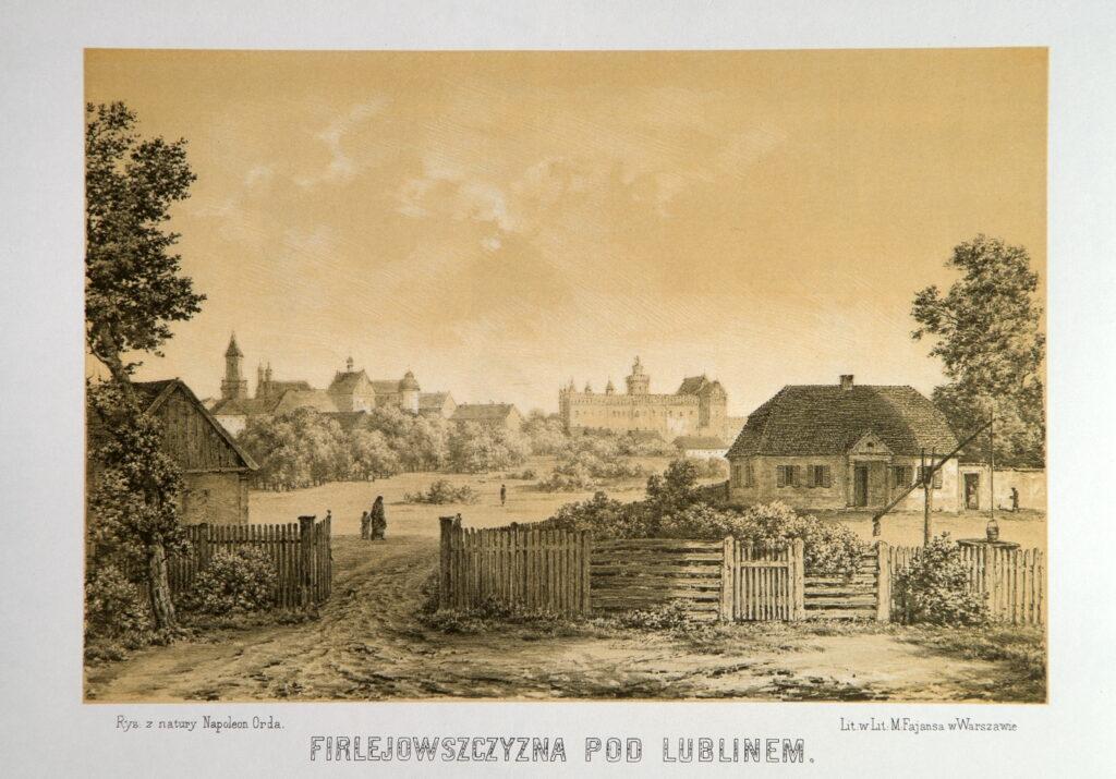 zdjęcie Firlejowczyzny pod Lublinem