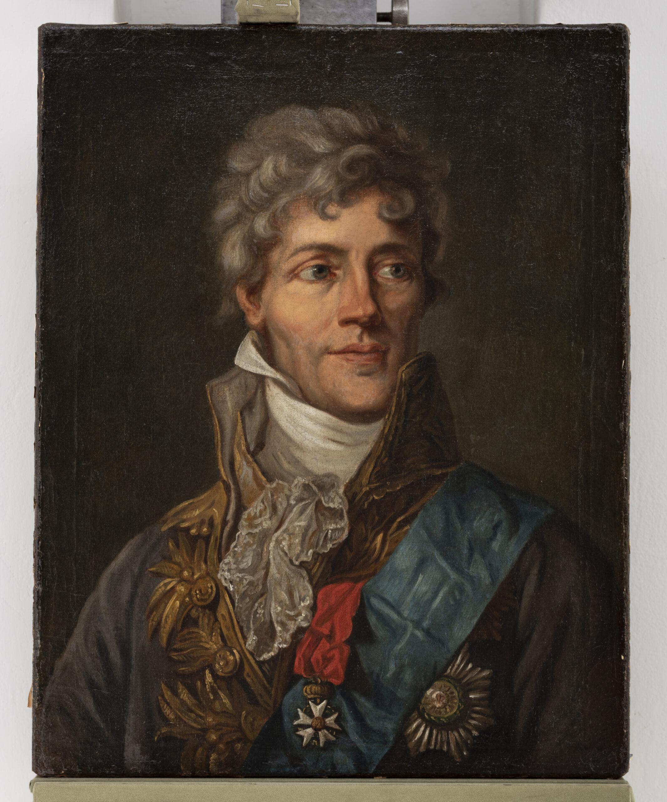 Portret Stanisława Kostki Potockiego