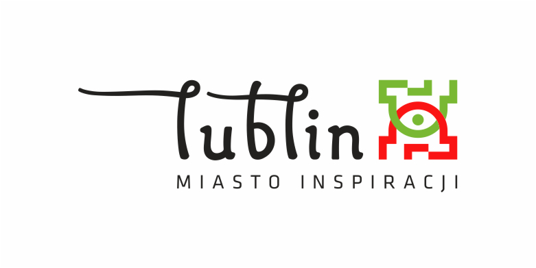 Logotyp Lublin Miasto Inspiracji