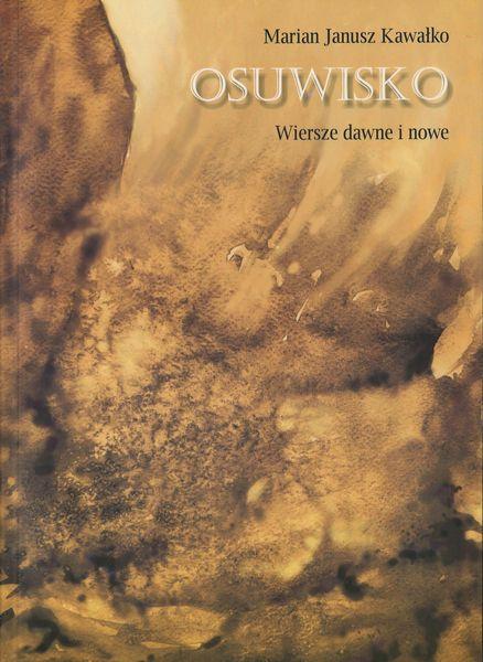 Okładka książki Osuwisko