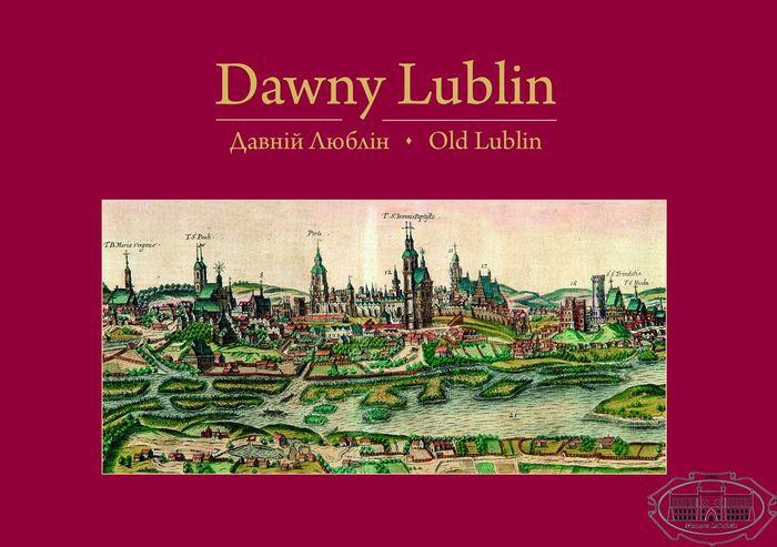 Okładka albumu Dawny Lublin