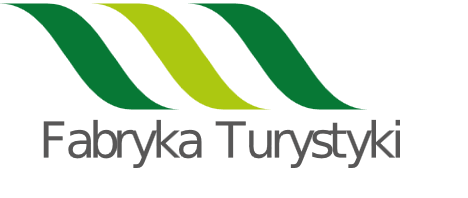 Logotyp Fabryka Turystyki