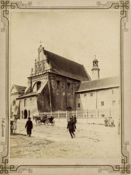 Zdjęcie kościoła nawrócenia pawła