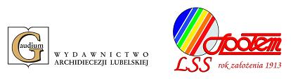 Logotypy: Wydawnictwo Archidiecezji Lubelskiej, LSS Społem