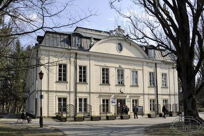 Zdjęcie budynku muzeum
