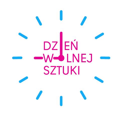 Logotyp Dzień Wolnej Sztuki