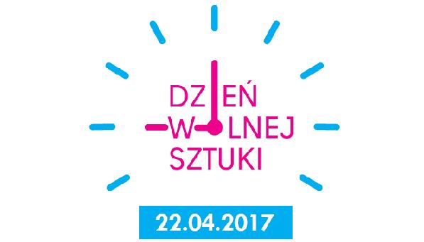 Logotyp Dnia Wolnej Sztuki