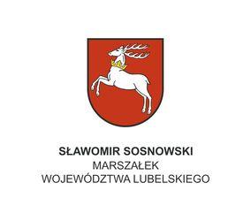 Logotyp Marszałka Województwa Lubelskiego