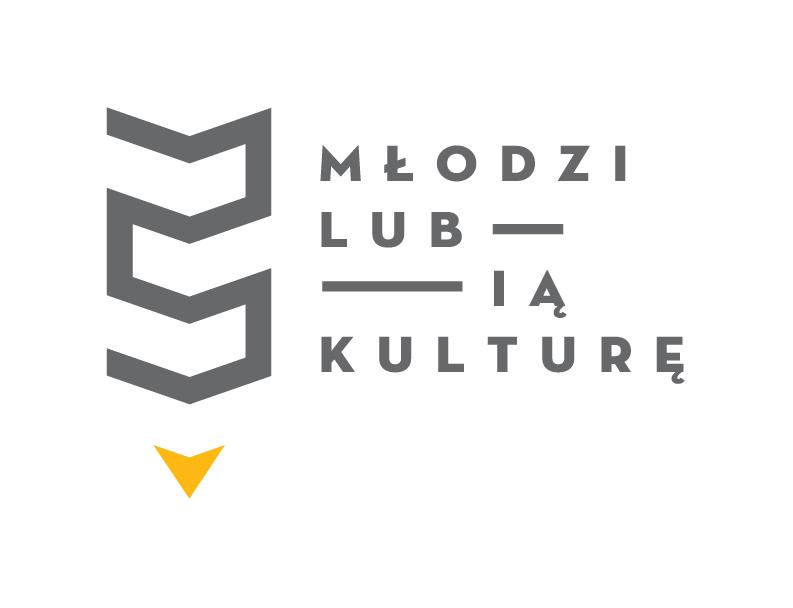 Logo Młodzi Lubią Kulturę