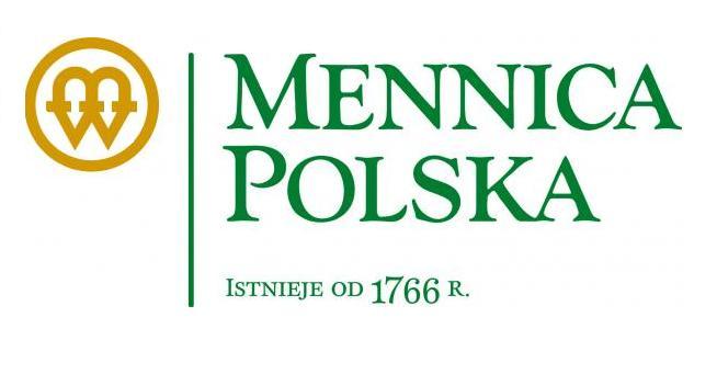 Logotyp Mennica Polska