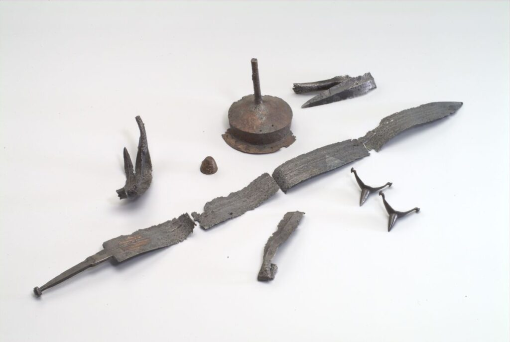 Miecz z Podlodowa