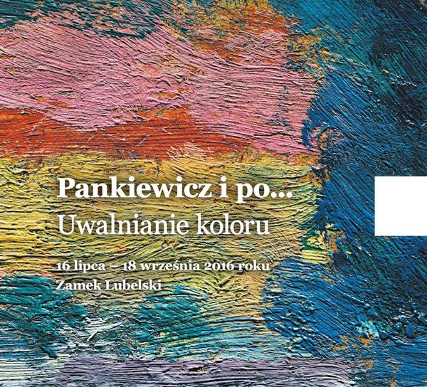 Okładka książki Pankiewicz i po... uwalnianie koloru
