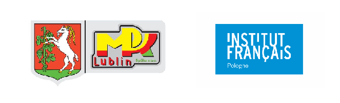 Logotypy: MPK Lublin, Institut Francais