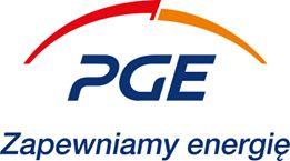 Logotyp PGE