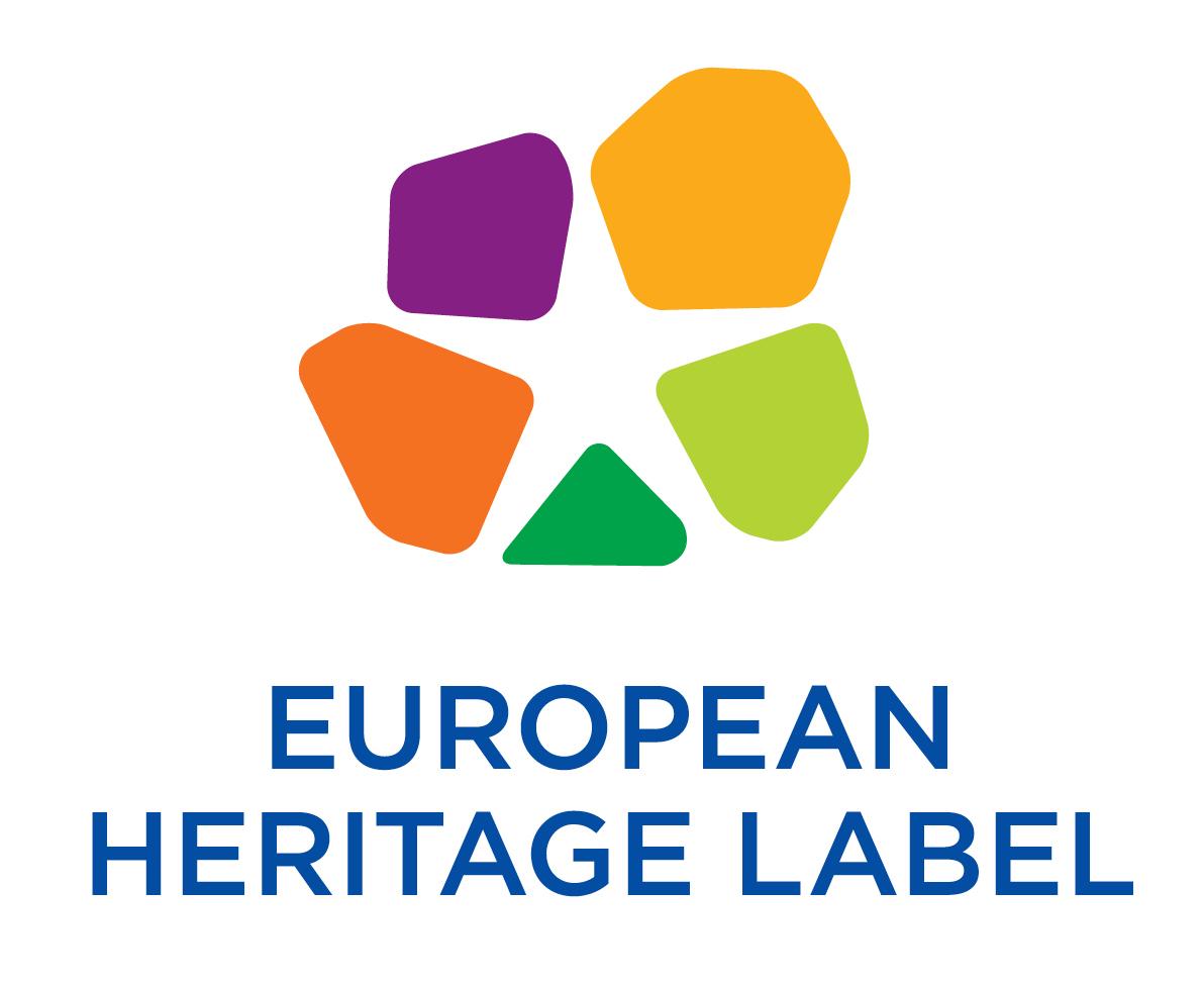 Logotyp European Heritage Label