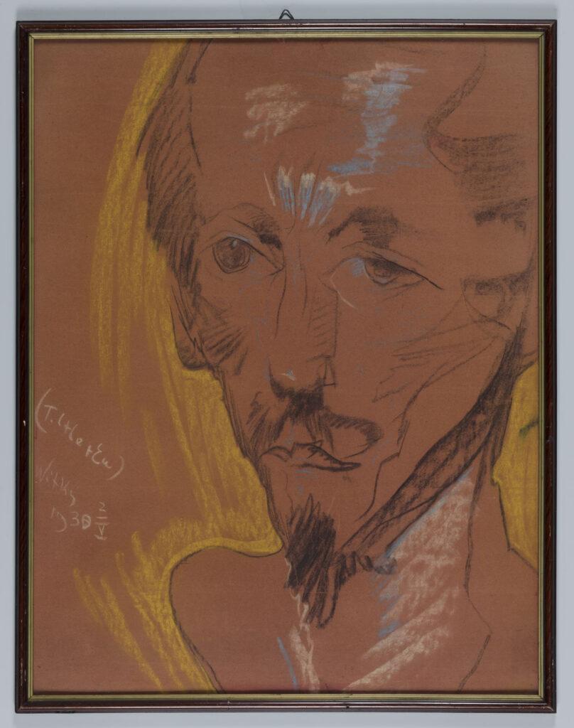 Portret Józefa Fedorowicza